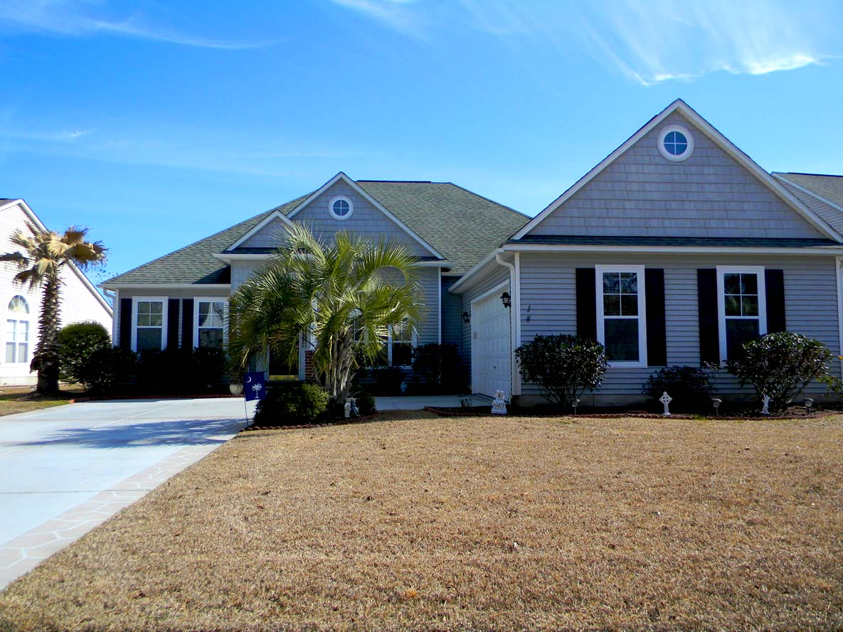 Prince Creek Barony At Linksbrook Murrells Inlet Real Estate